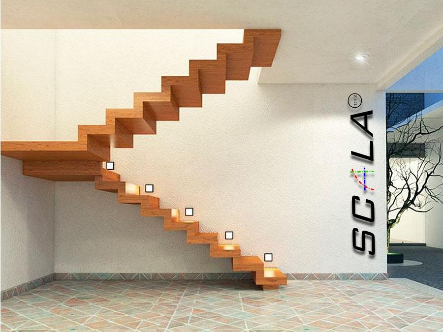 Foto modelo escalera vista de scala 1 12 561435 habitissimo - Modelos de escaleras ...