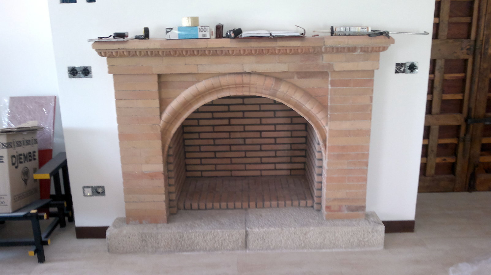 Foto modelo especial de chimeneas f nix 219200 habitissimo - Chimeneas villalba ...