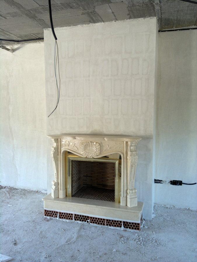 Foto modelo rb 19 en m rmol crema marfil de chimeneas - Chimeneas villalba ...
