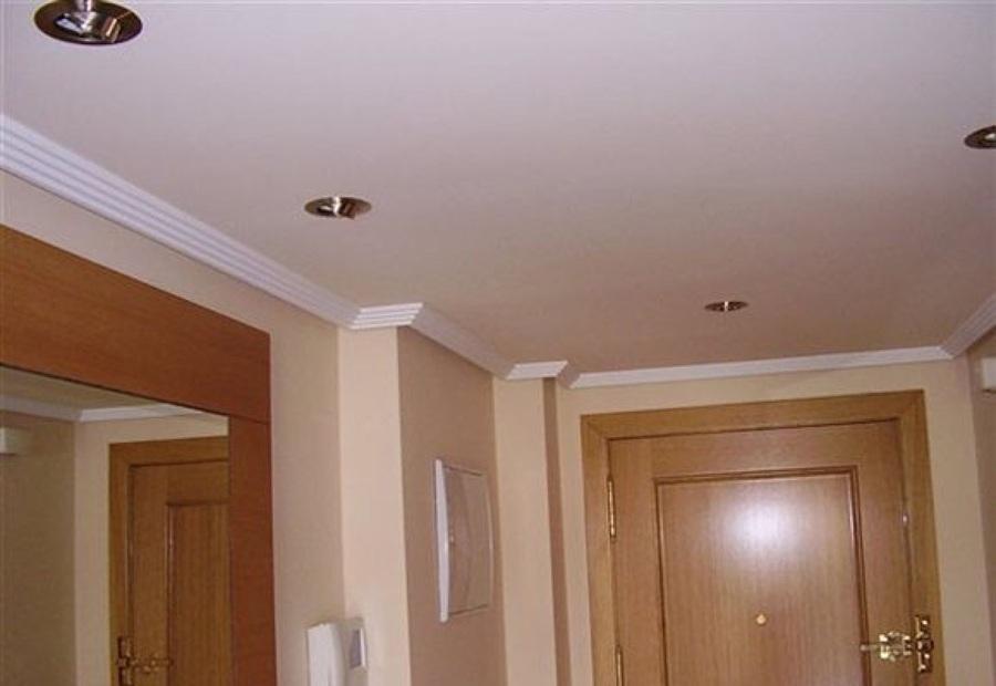 Foto moldura escalonada de yesos y escayolas fran 674020 - Como colocar molduras de escayola ...