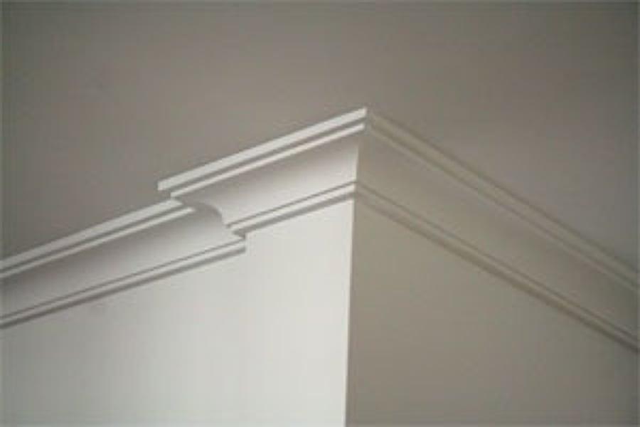 Foto moldura escayola de yesos y escayolas fran 674019 habitissimo - Molduras de escayola para techos ...