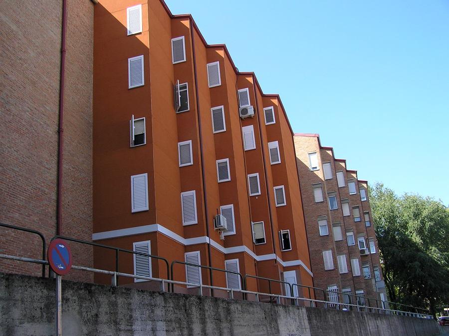 Monocapa en fachada - Fachadas con monocapa ...