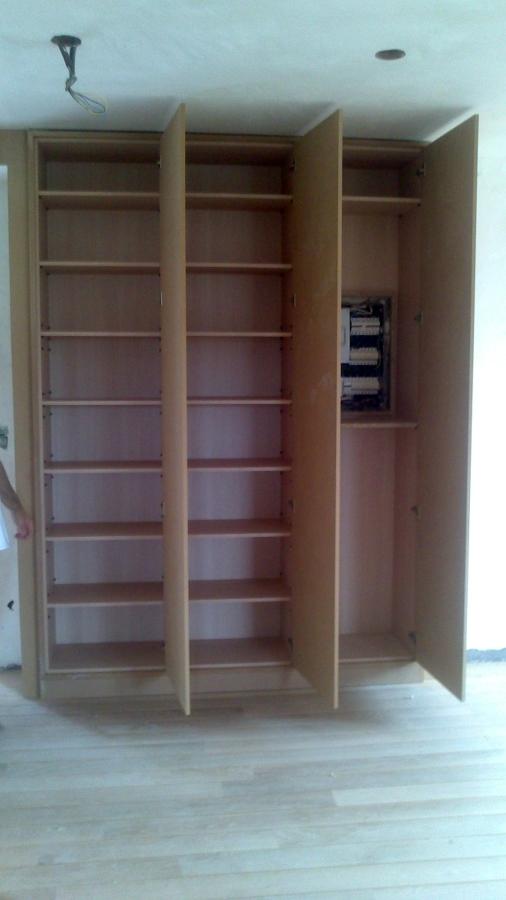 montaje de armario