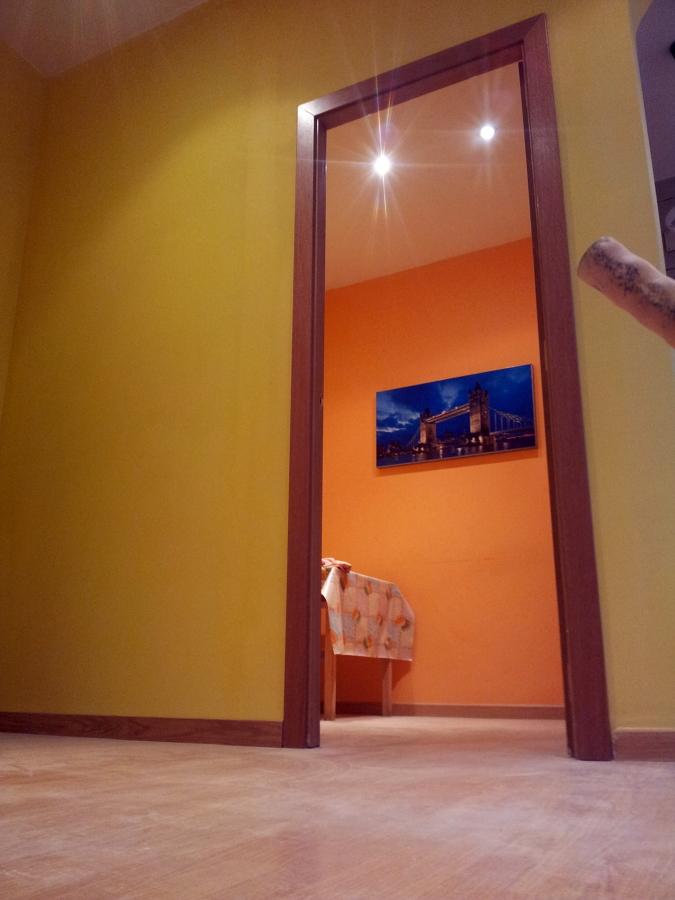 Foto montaje tabique pladur puerta y pintura de for Tabique puerta castorama