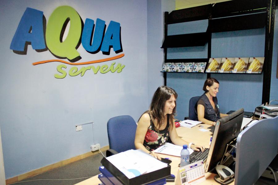 OFICINAS AQUA SERVEIS