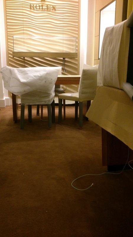 Foto moqueta lana en joieria de soltec pavimentos y - Soltec murcia ...
