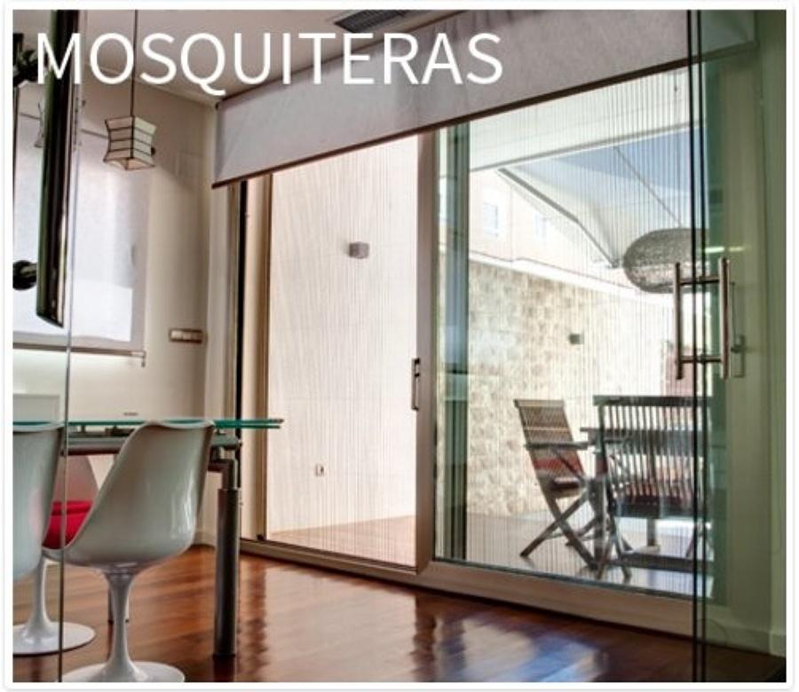 Foto mosquiteras domosax de automatismos aluminio y pvc for Mosquiteras adaptables