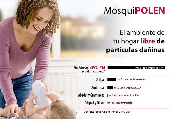 Mosquiteras y Mosquipolen