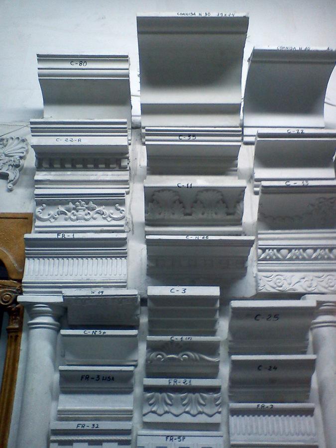 Decoracion de techos escayolas molduras de yeso drywall - Decoracion para techos ...