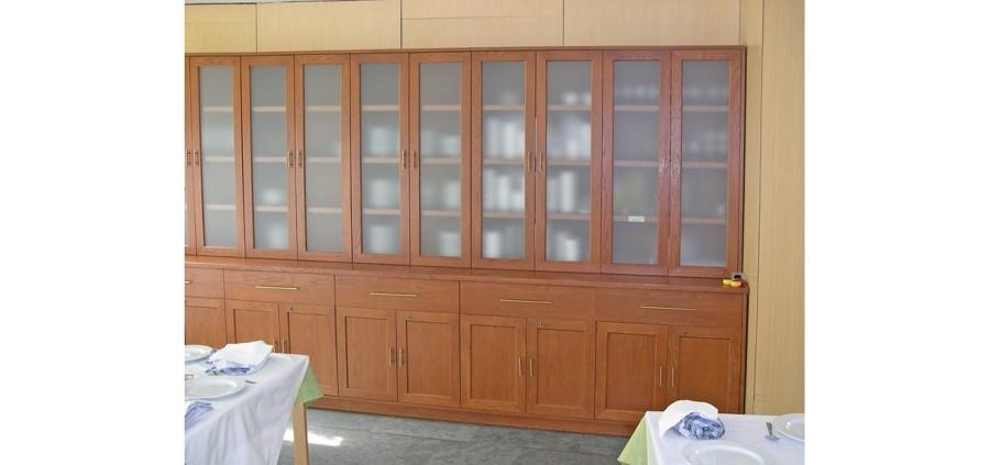 Foto vitrina para comedor de muebles intermobel 852638 habitissimo - Vitrina comedor ...
