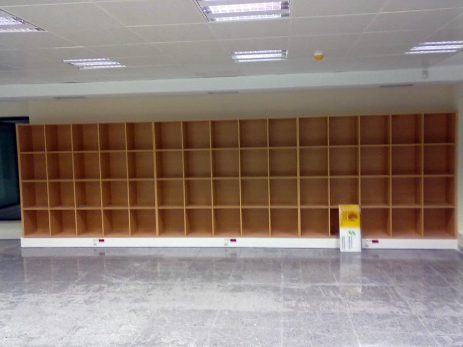 mueble archivador de oficina seguridad social