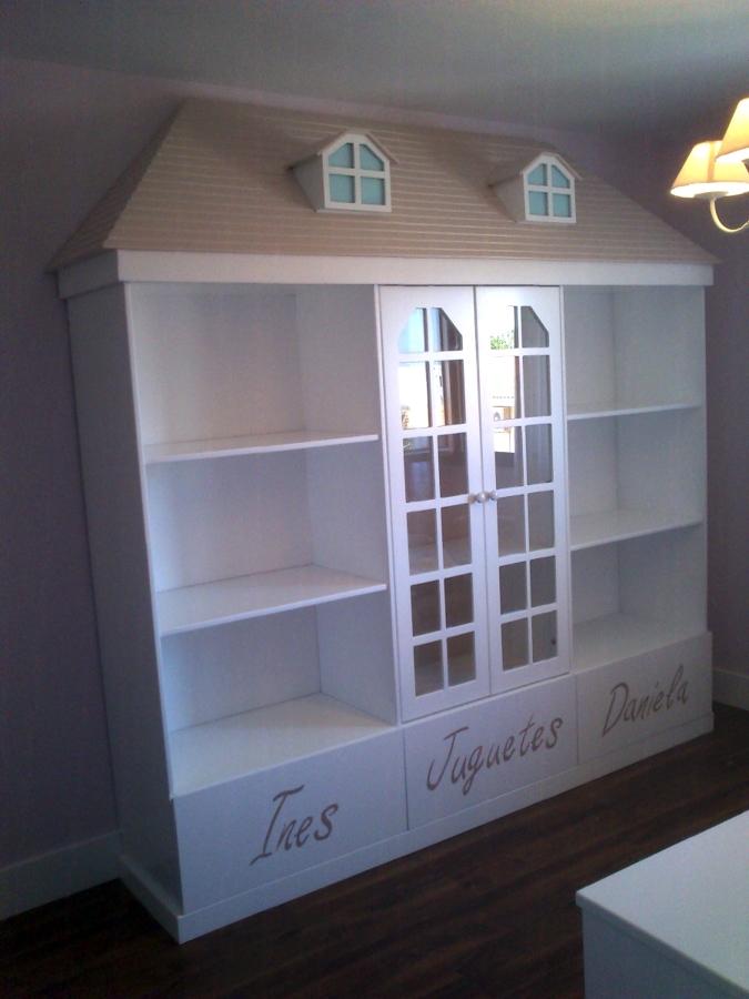 Foto mueble armario infantil de decorados madrid 394910 - Mueble infantil madrid ...