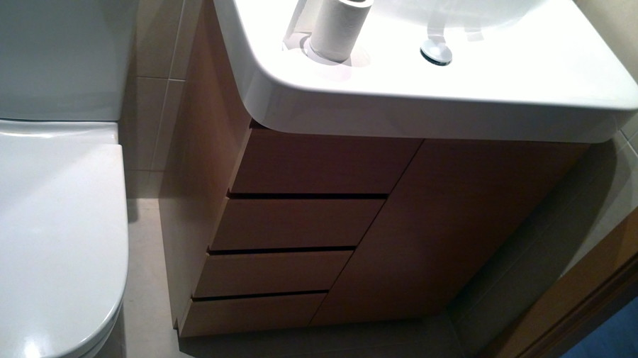 Foto mueble bajo lavabo de jaime ucendo 454166 habitissimo for Mueble bajo lavabo carrefour