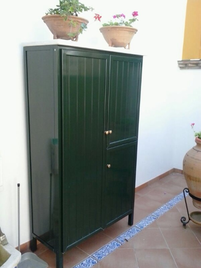 Foto mueble de aluminio para exterior e interior de for Muebles de exterior aluminio