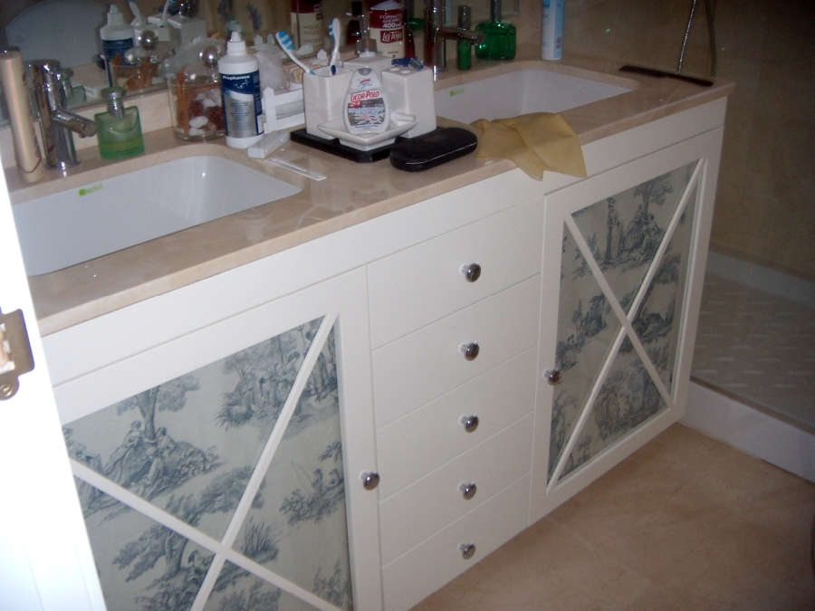 Foto mueble de ba o a medida de artilara decoracion - Mueble bano a medida ...