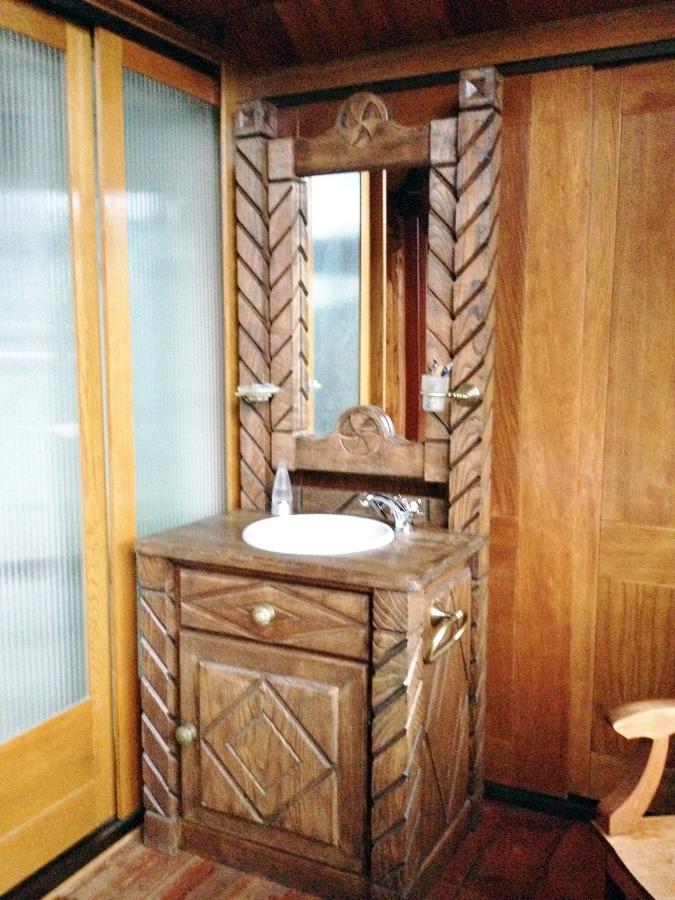 Mueble Baño Infantil:Foto: Mueble de Baño de Carpintería A Coba #440520 – Habitissimo