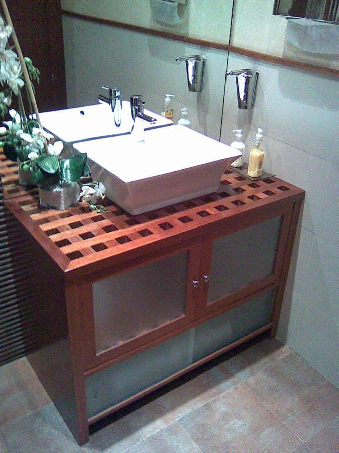 Foto mueble de ba o de muebles efelu 470829 habitissimo for Muebles valencia leganes