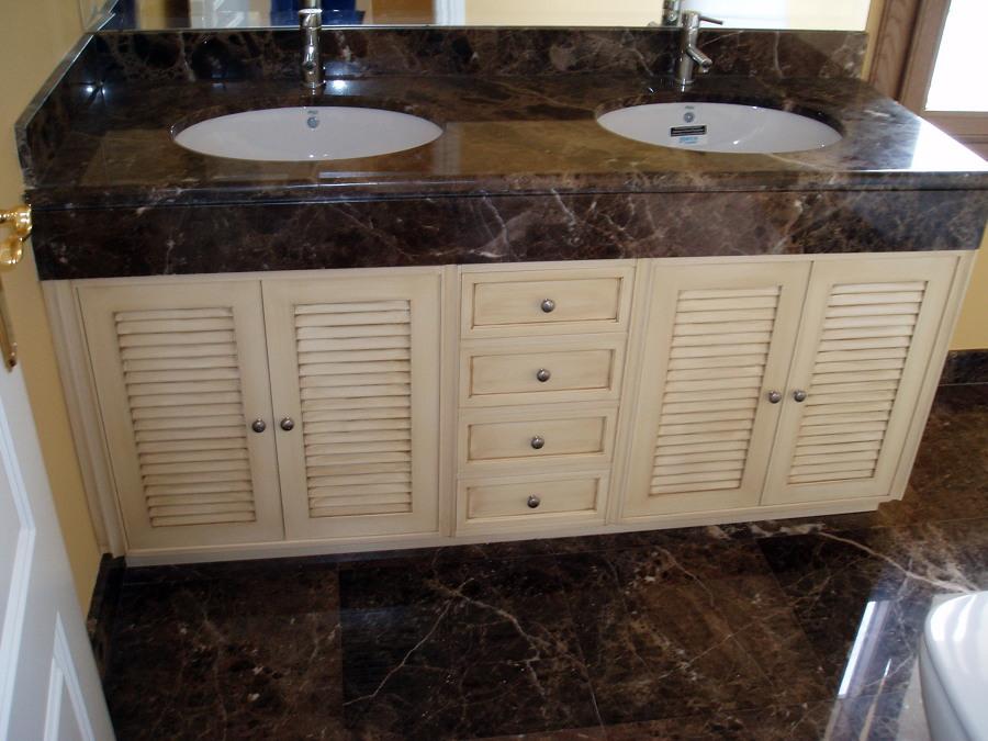 Foto Mueble de Baño de Muebles Efelu #470835  Habitissimo
