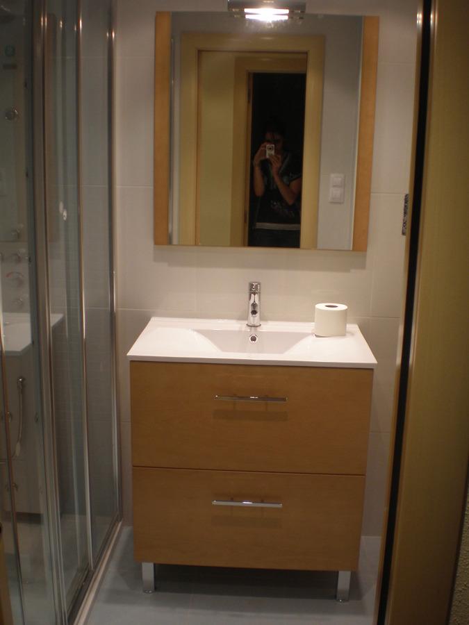 Foto mueble de ba o de cocinas y ba os lamar 717342 for Muebles de bano en leon