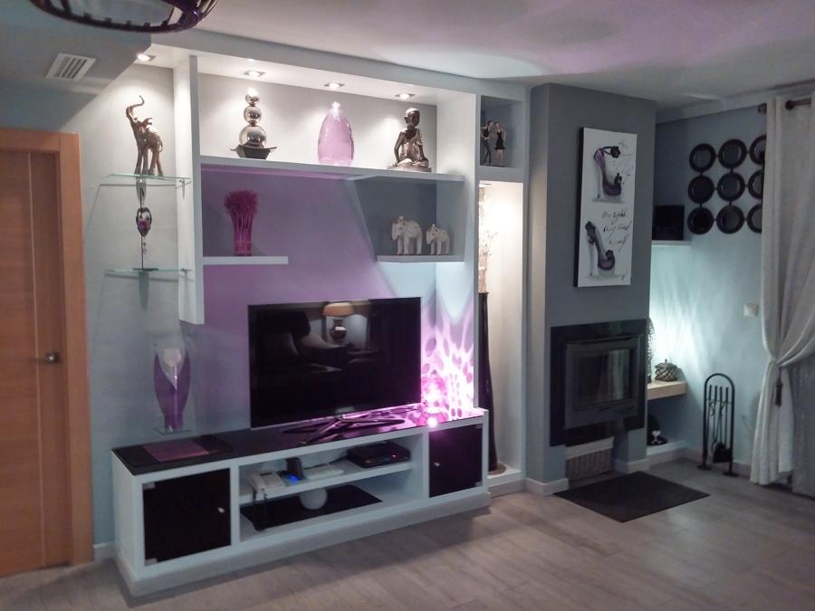 Foto mueble de dise o de escayola de servicios gallego e - Mueble de escayola ...