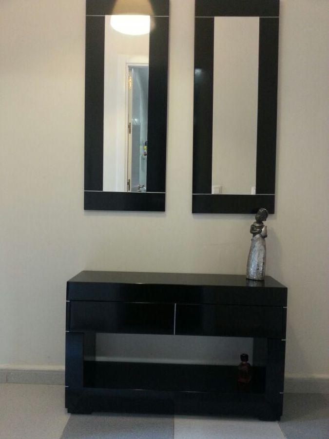 Foto mueble de entrada de carmosur 681904 habitissimo - Mueble de entrada ...