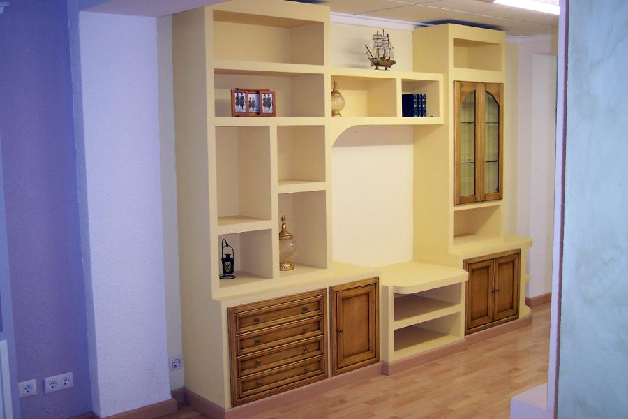 Foto mueble de obra de hecho esta 205580 habitissimo for Muebles de obra rusticos