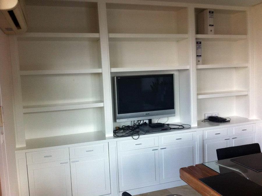 Foto mueble de oficina de carpinter a del rio 290399 for Muebles de oficina tenerife