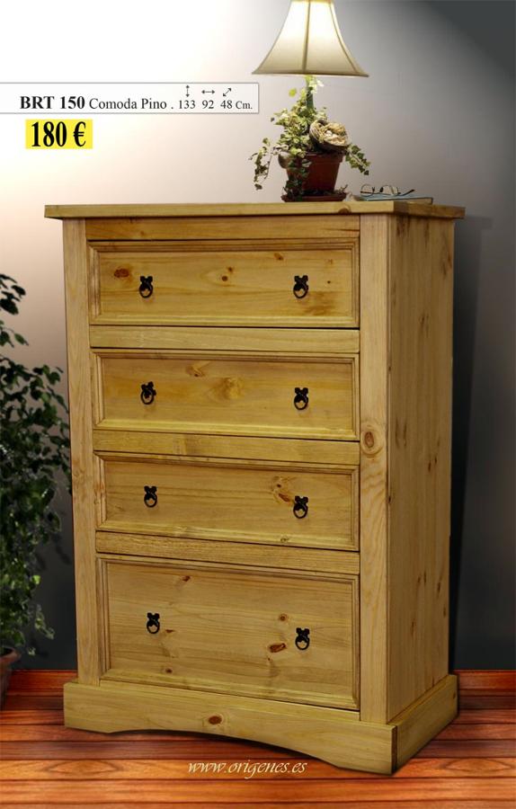 Foto mueble de pino oferta de muebles origenes 193009 for Ofertas muebles valladolid