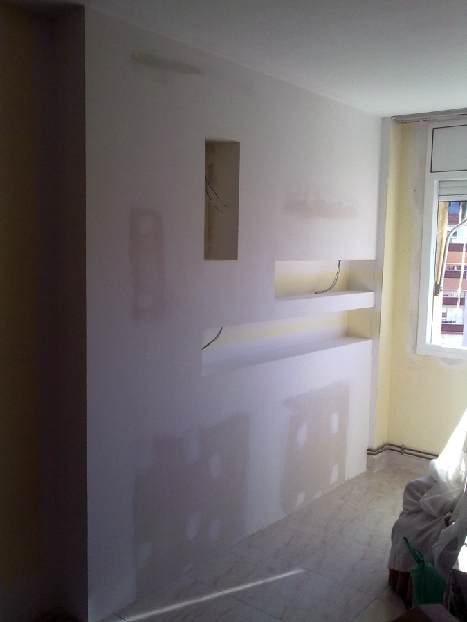 Foto mueble de pladur de jm tarragona reformes 422247 - Mueble de pladur ...