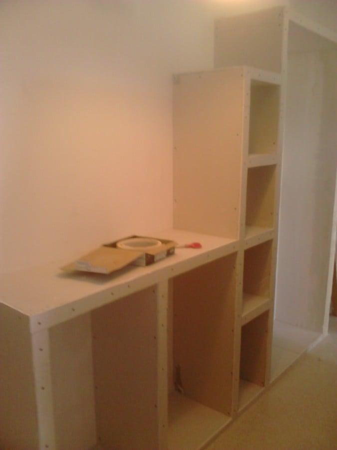 Foto mueble de pladur de servimaxum 649664 habitissimo - Mueble de pladur ...