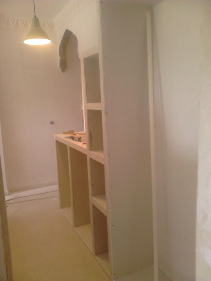 Foto mueble de pladur de servimaxum 649665 habitissimo - Mueble de pladur ...