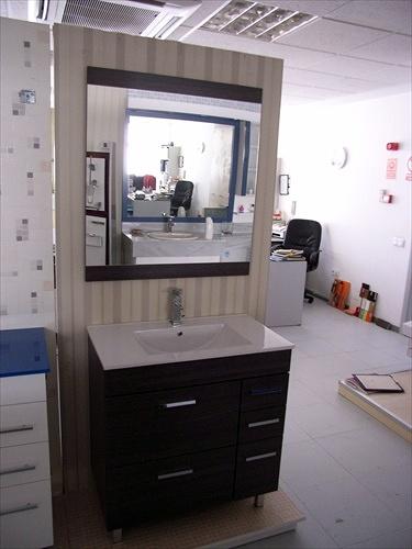 Muebles Para Baño En Wengue:Foto: Mueble en Melamina Wengue de Muebles De Baño Jara #282052
