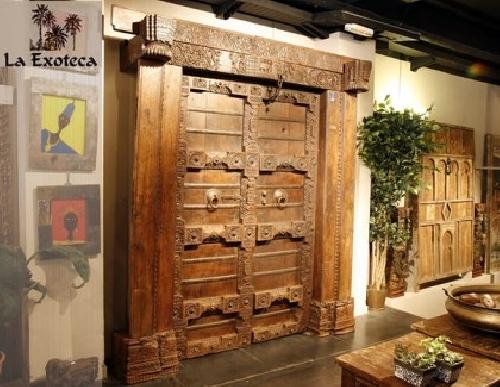 Foto mueble etnico barcelona de mueble colonial barcelona la exoteca 233533 habitissimo - Mueble colonial valencia ...