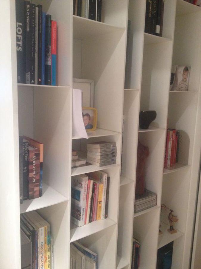 Foto mueble libreria de serveis integrals tc s l 630864 for Mueble libreria