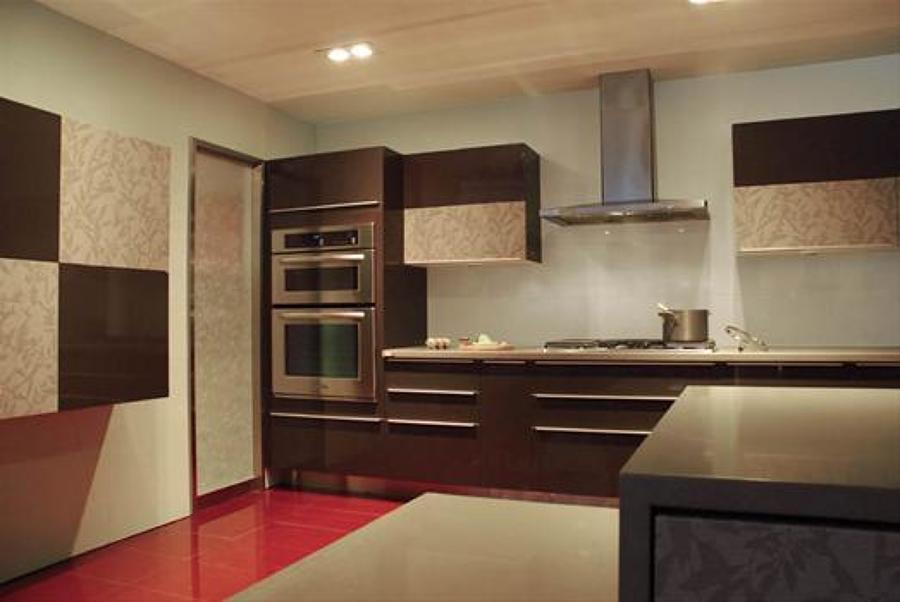 Foto melamina cocina de o d reformas 1314336 habitissimo for Muebles cocina melamina