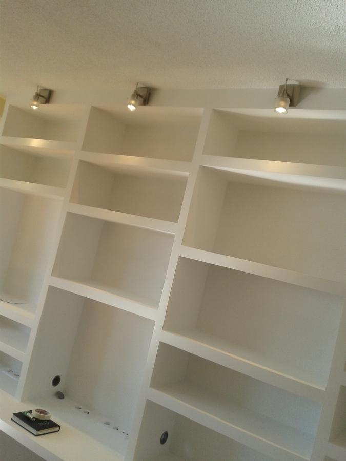 Foto mueble pladur de pintupladur 653883 habitissimo - Mueble de pladur ...