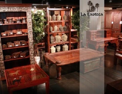mueble colonial barcelona la exoteca barcelona