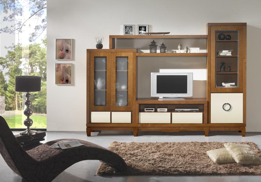 foto mueble sala madera de artemoble 554838 habitissimo