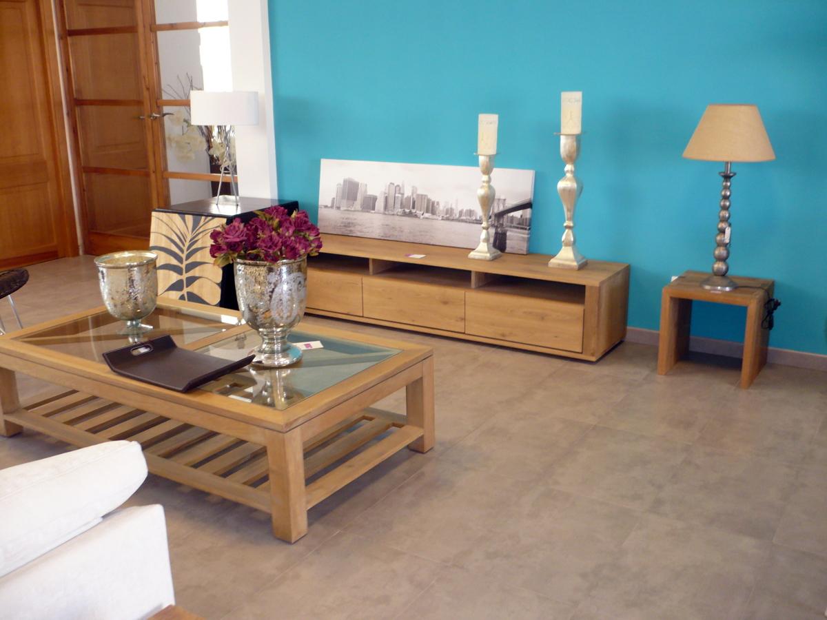 Foto: Mueble Tv en Roble Natural de Jriera Mobles #186203 - Habitissimo