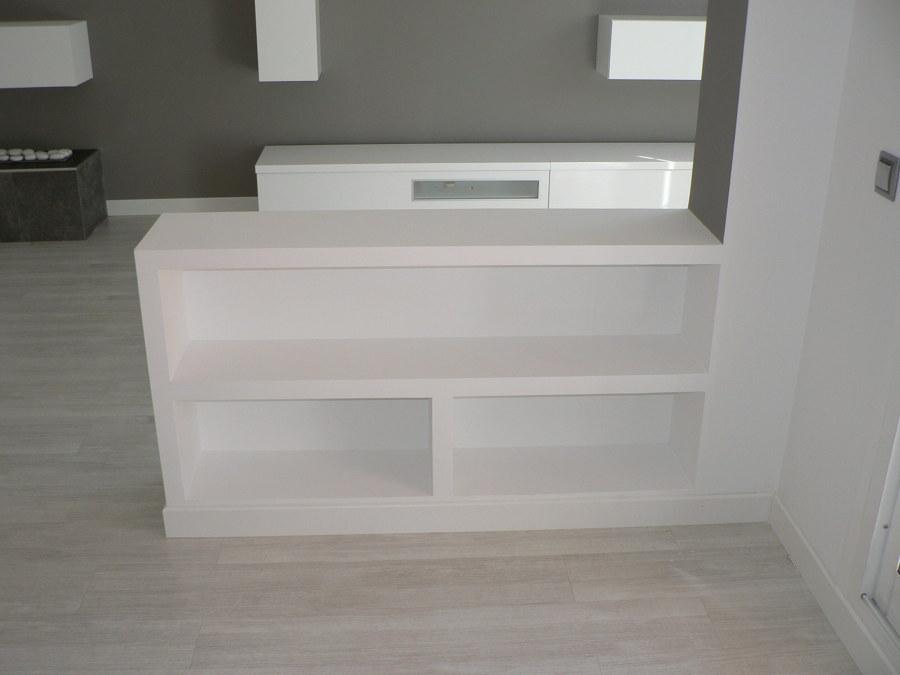 foto mueble yeso laminado de decorteck servicios