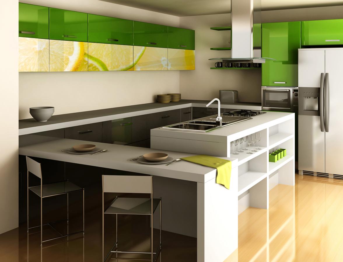 Diseos de muebles de cocina simple foto muebles de cocina for Diseno muebles cocina