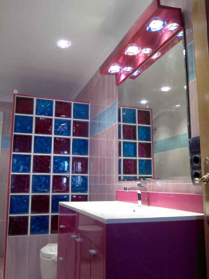 Muebles de Baño a medida y de todos los colores