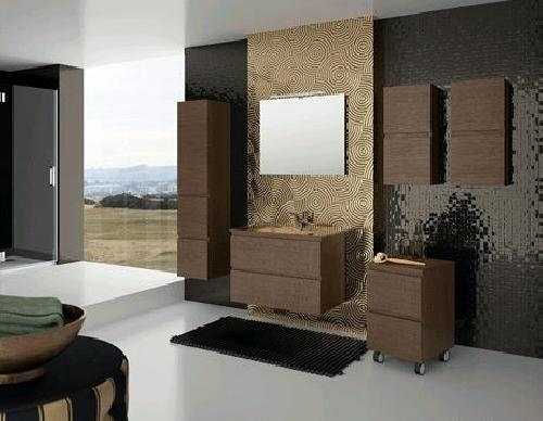 Foto muebles de ba o salgar de vidrios y aluminios for Muebles bano baratos valencia