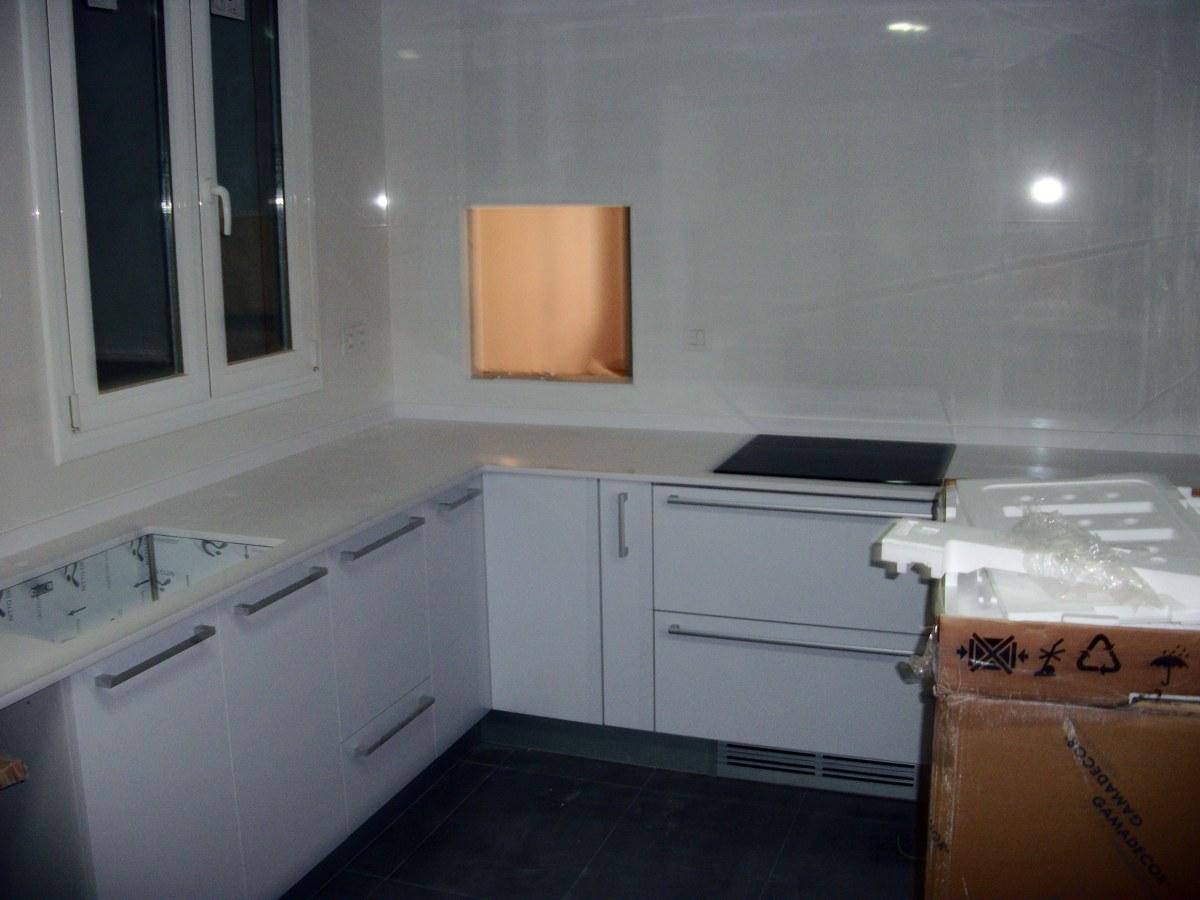 Foto muebles de cocina de cimref 181773 habitissimo - Muebles de cocina albacete ...