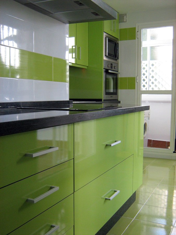 Foto muebles de cocina de cocinas a domicilio 183034 - Muebles de cocina en ciudad real ...