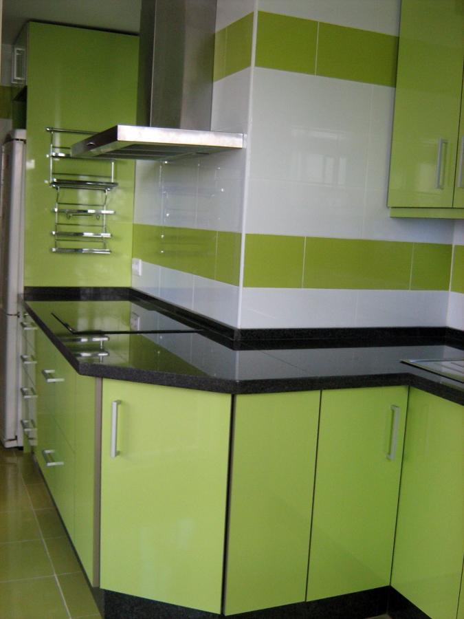 Foto muebles de cocina de cocinas a domicilio 183035 for Muebles de cocina zamora