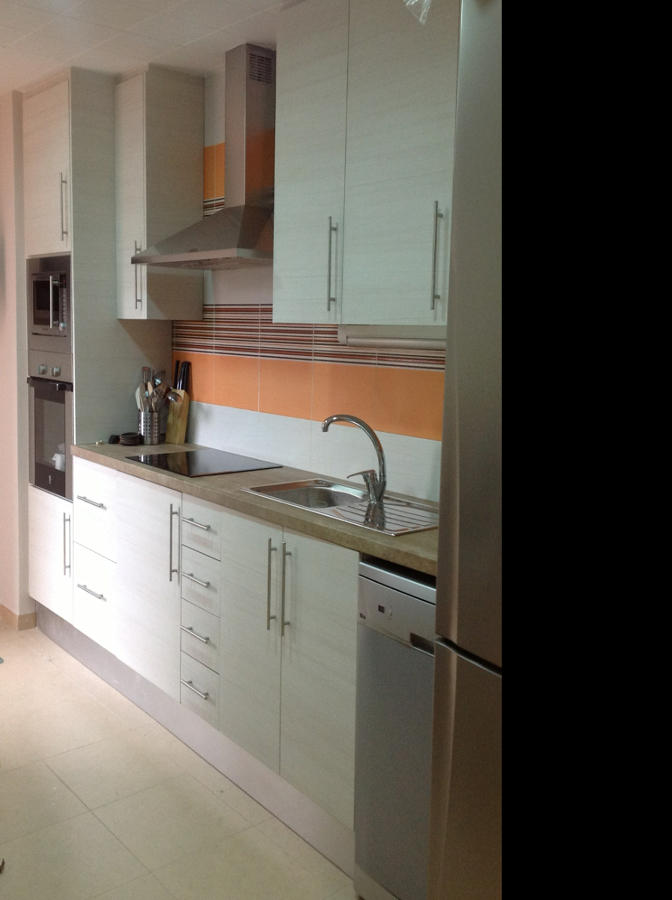 Foto muebles de cocina de jumipuertas 271372 habitissimo - Muebles de cocina en leon ...