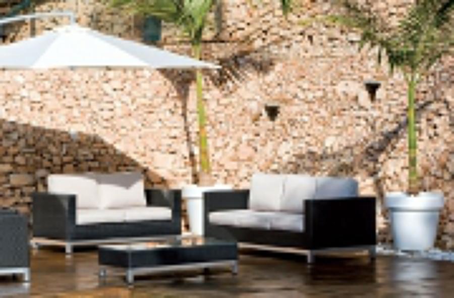 Foto muebles de jard n de decoraciones campos s l for Decoracion jardin granada
