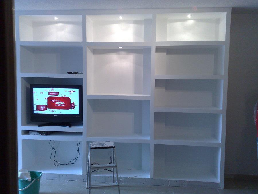 Foto muebles de pladur como de escayola mueb de - Muebles de escayola ...