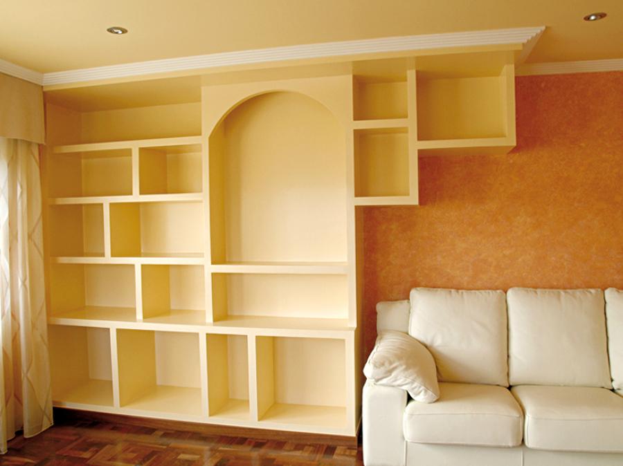 Foto muebles escayola y pladur de multimarquez 709335 for Muebles pladur